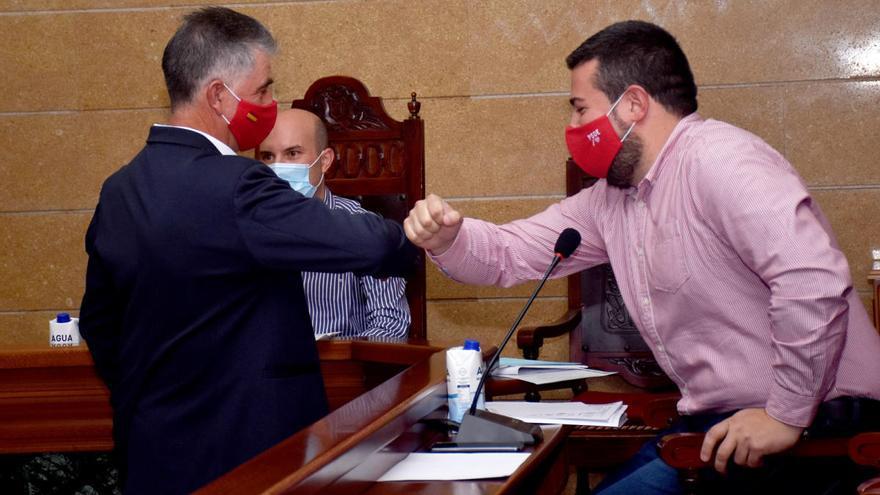 Juan Hervás Ruiz toma posesión como concejal en el Ayuntamiento de Calasparra