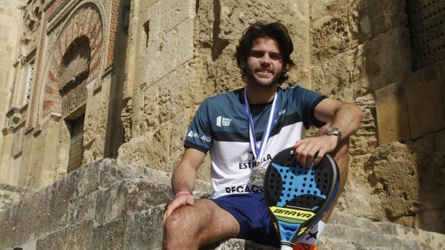 Javi Garrido ya tiene hoja de ruta en el torneo Vuelve a Madrid Open