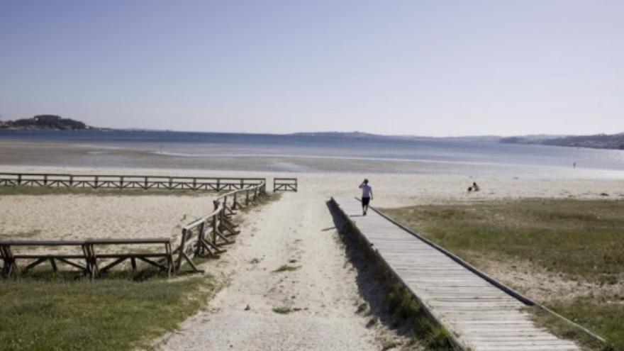 Playa de Barraña
