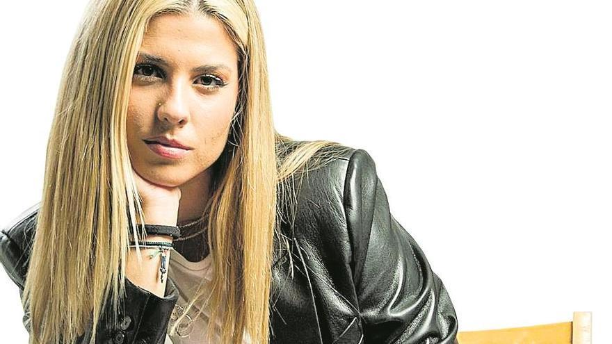 Míriam Rodríguez: «Parece que puedo con todo pero soy blandengue»