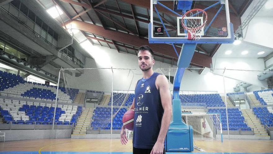 Pol Figueras: «El ascenso a la ACB es complicado, pero posible»