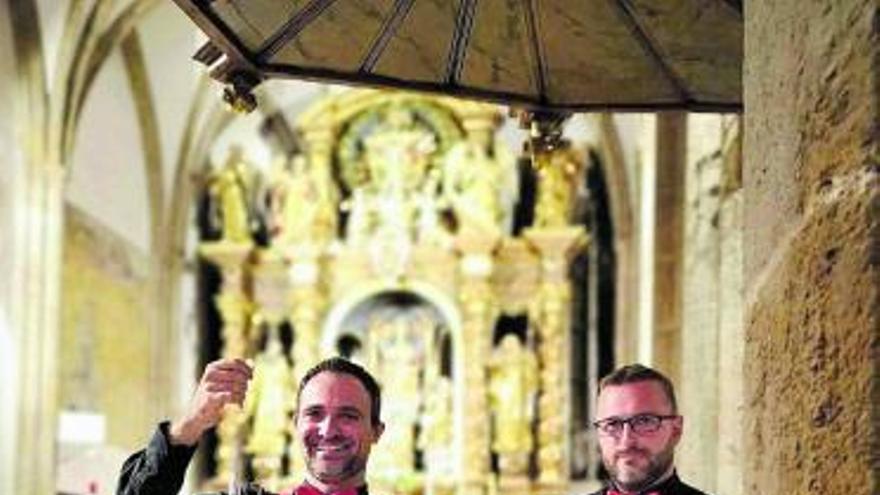 """""""Esperamos retomar los actos aplazados del bicentenario"""""""