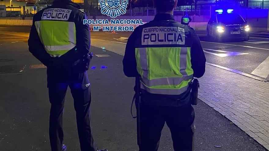 Cinco policías nacionales de Mérida y un guardia civil detenidos en una operación antidroga