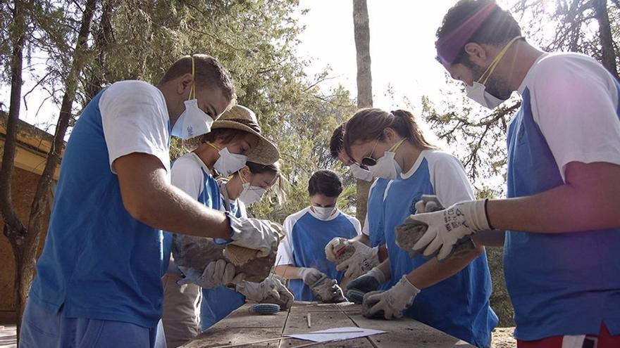El plazo de inscripción para los Campos de Voluntariado Juvenil estará abierto hasta el 21 de abril
