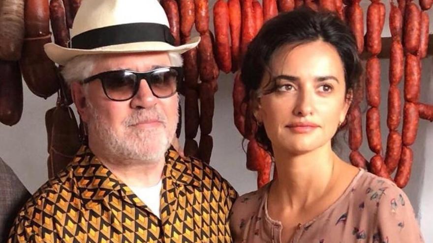 Almodóvar estrena este viernes su película rodada en Paterna