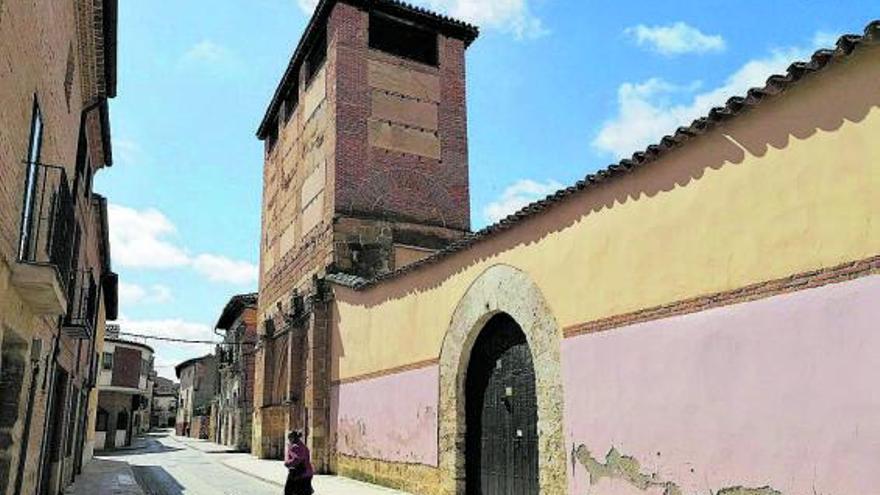 La Junta actuará en el torreón y el patio de la cisterna del convento de las Sofías