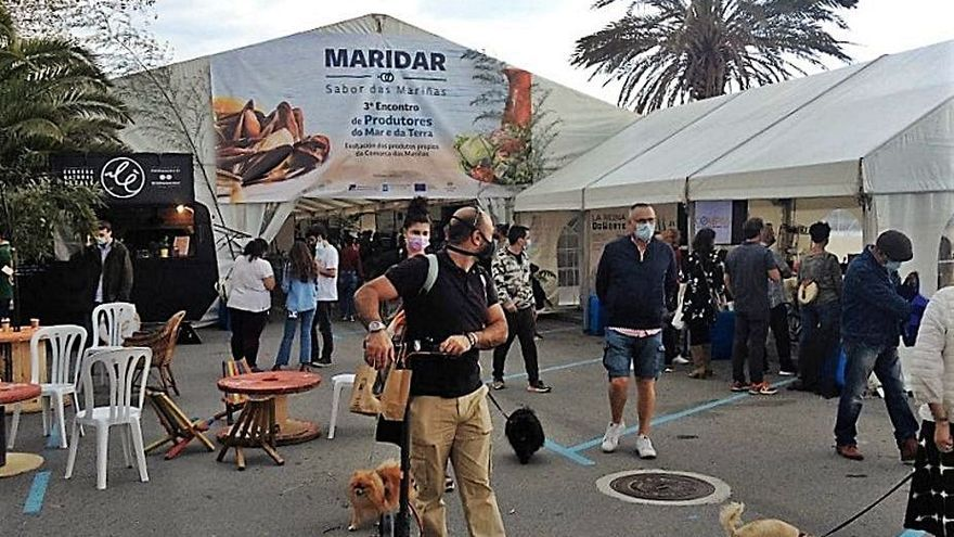 Empresarios cifran en más de 4.000 los visitantes al Maridar en Santa Cristina