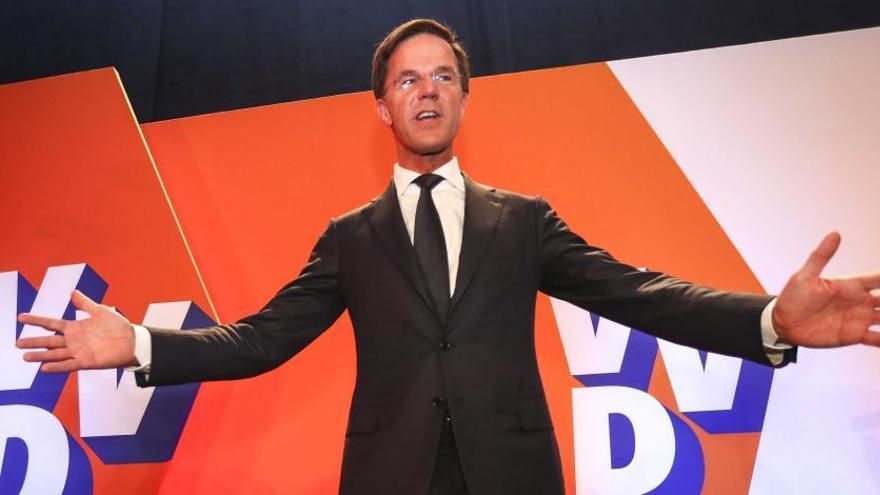 Mark Rutte derrota el populisme xenòfob a les eleccions holandeses