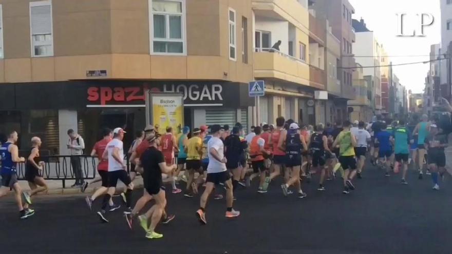 Salida de la Cajasiete Gran Canaria Maratón 2019 - maratón y media maratón (2)