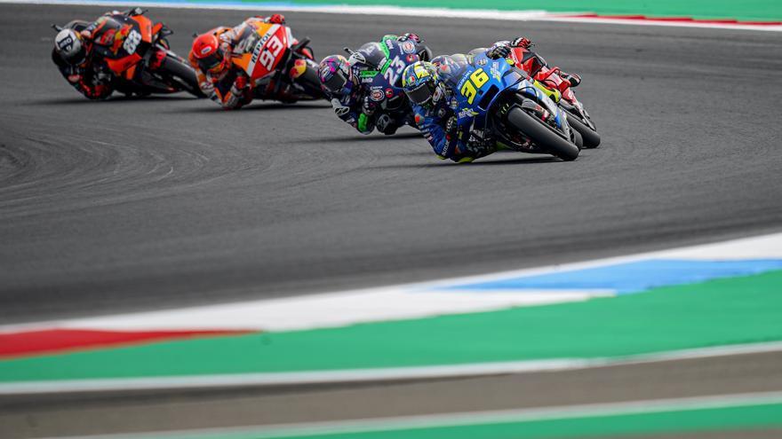 Así queda la clasificación de MotoGP tras el GP de Países Bajos