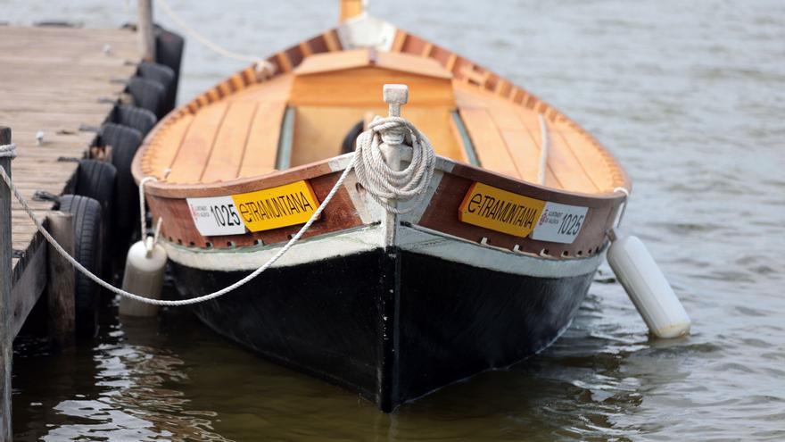 E-Tramuntana, la nueva barca eléctrica para recorrer l'Albufera sin contaminar