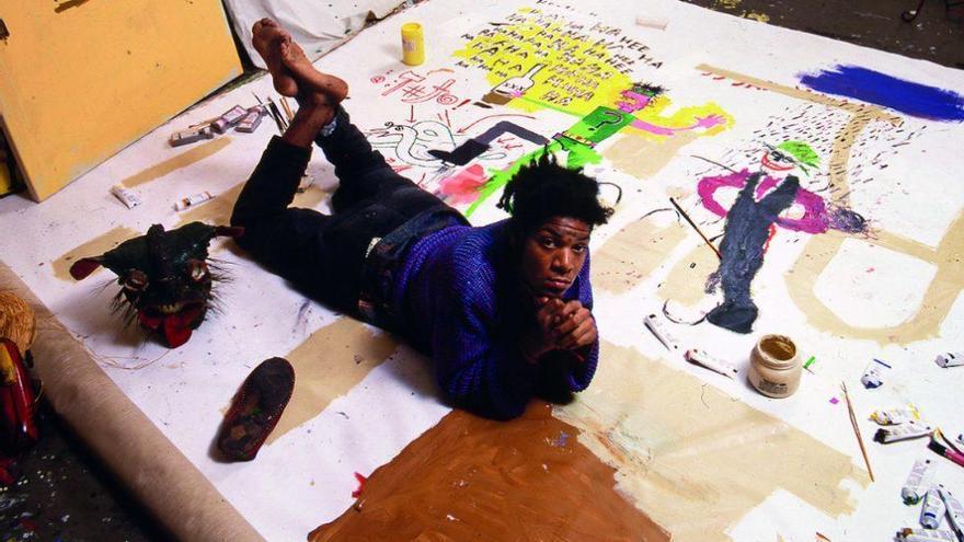 Jean-Michel Basquiat: Precoz y radical