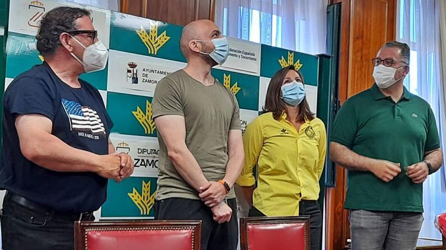 El Trofeo Ciudad de Zamora regresa tras la pandemia