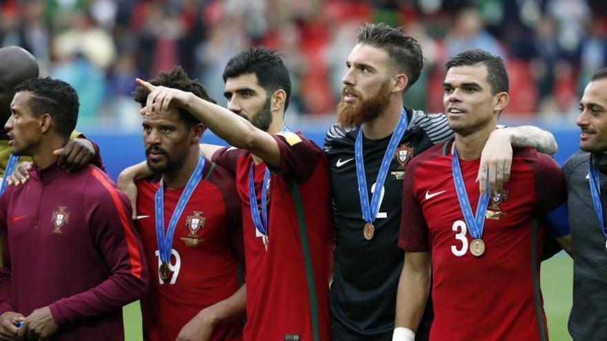 Portugal derrota a México en la prórroga y se hace con el tercer puesto