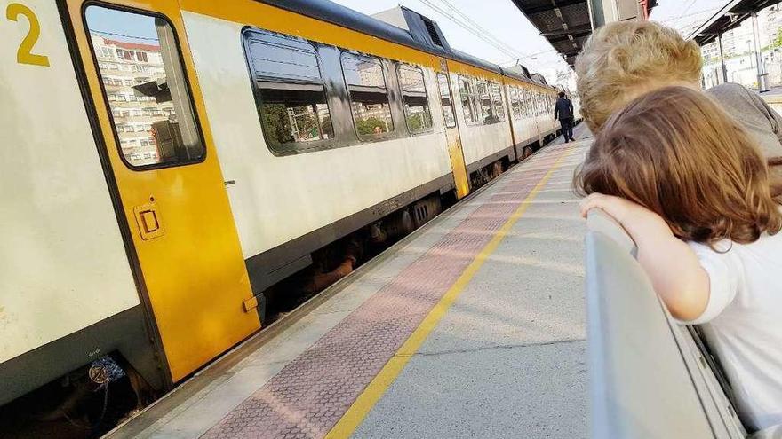 Renfe y Adif dudan de que Arriva complete Vigo-Oporto en los tiempos previstos