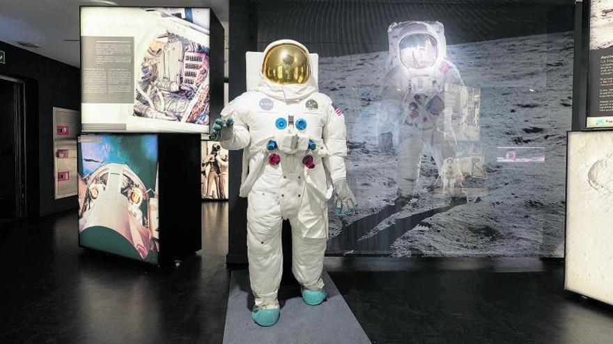 CaixaForum Palma profundiza en el universo Pixar y la misión 'Apollo 11'