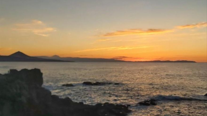 El amanecer y el atardecer vuelven a quitar el hipo a Gran Canaria