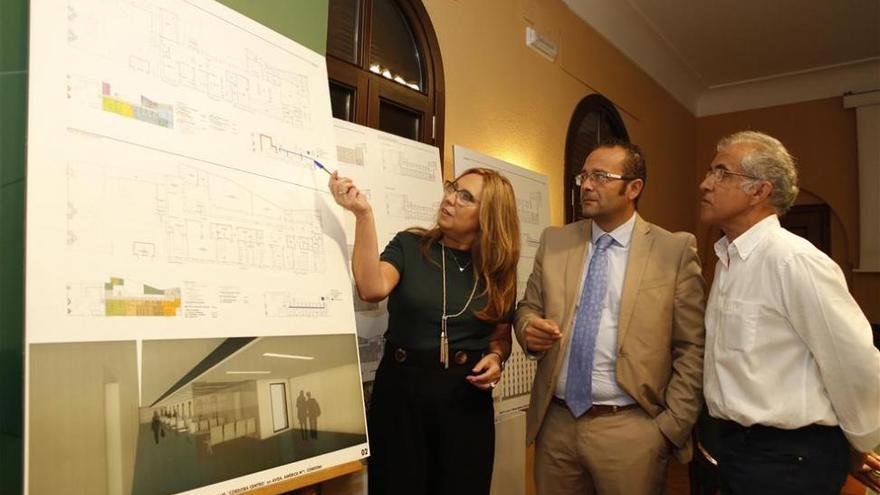 El renovado centro de salud de Avenida de América estará en 2019