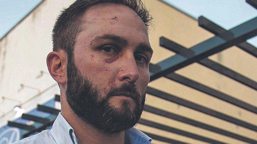 """Raúl Márquez: """"Volveré a entrenar en Gran Canaria, es un sitio seguro"""""""