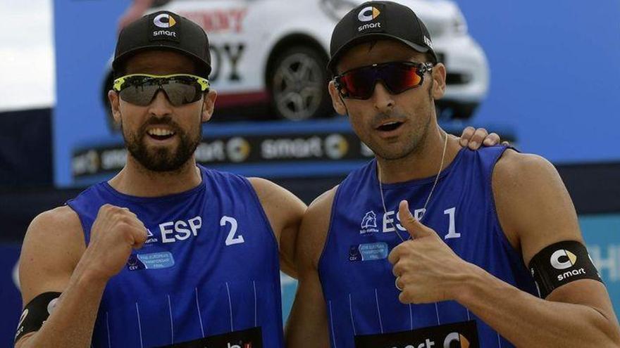 Herrera regresa a la competición en Río de Janeiro