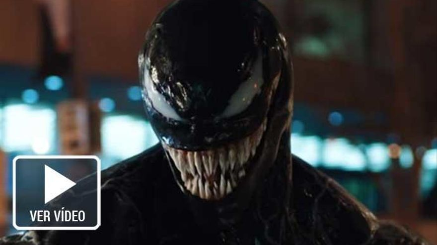 Venom supera a Spiderman