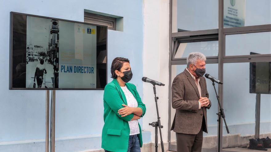 Un corredor peatonal en Pedro Infinito potenciará el comercio en Schamann