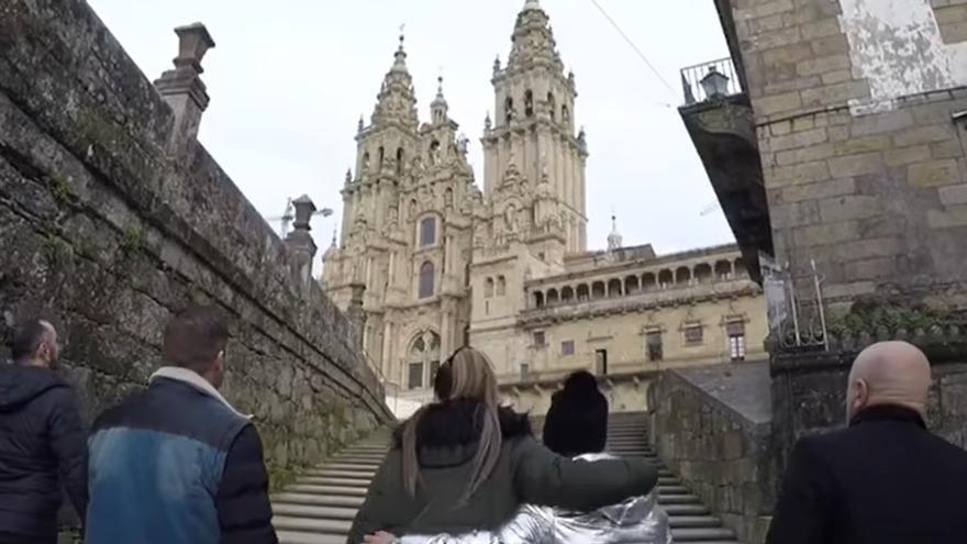 El videoclip del Xacobeo 2022 tiene acento meco