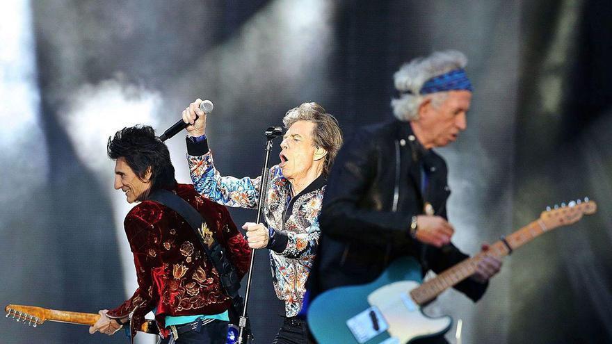 Los Rolling Stones, contra Trump