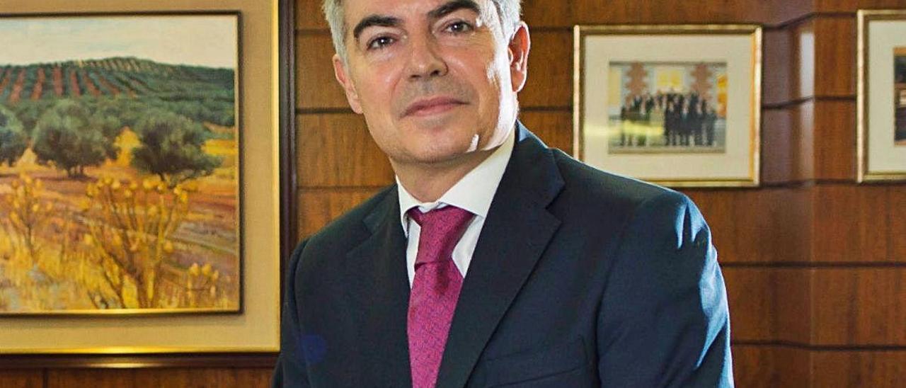 El empresario Manuel Peláez Robles.