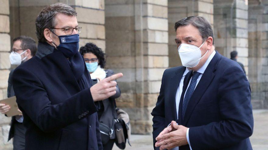 Coronavirus Galicia | Feijóo reclama al Gobierno que permita adelantar el toque de queda a las 18 y confinamientos domiciliarios