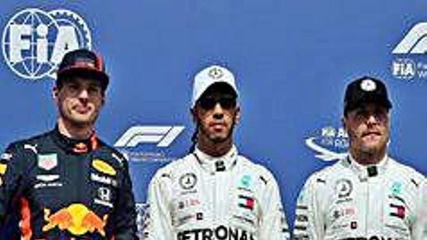 Hamilton fa la 'pole'  en un dia negre per als Ferrari a Hockenheim