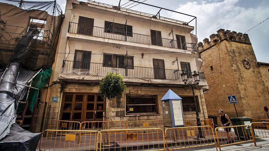 Onil demolerá el antiguo Hotel Ónix al ser inviable su reforma