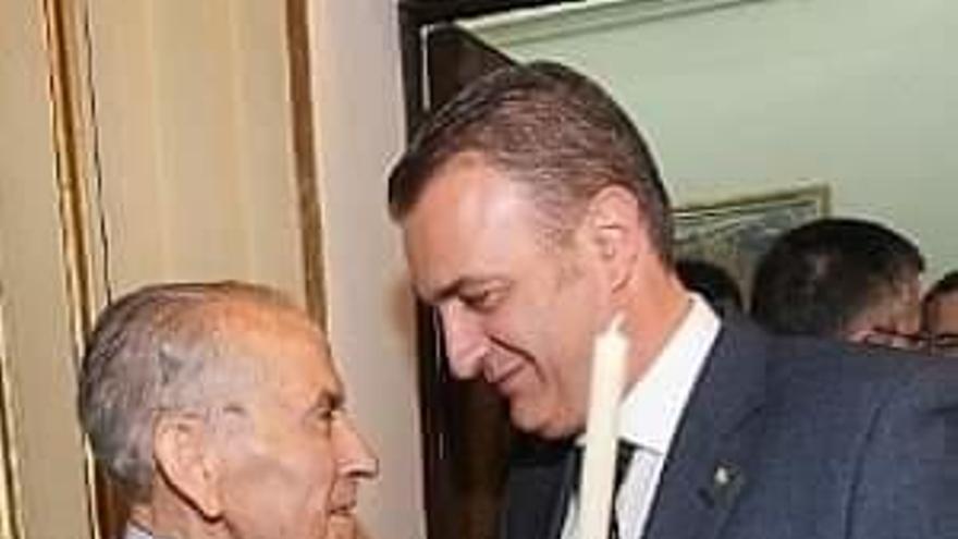 Fallece el Presidente de Honor del Paso Azul, José María Castillo