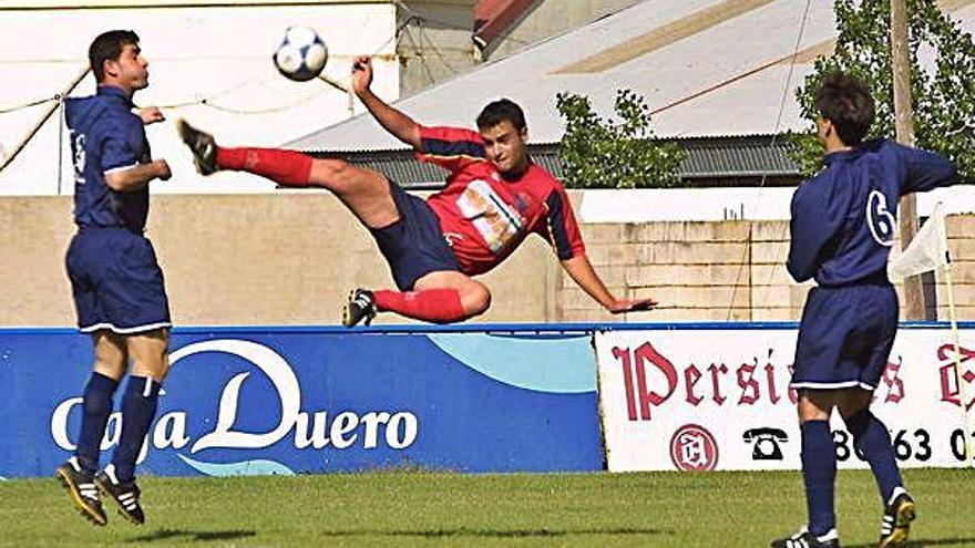 El Benavente, quinto equipo con más participaciones en Regional