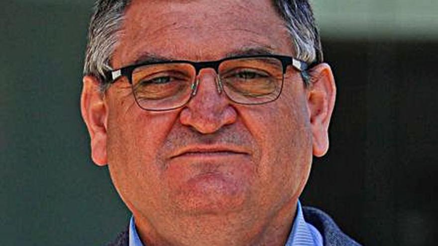 Ángel Luis Guerrero, Alcalde de Sant Josep