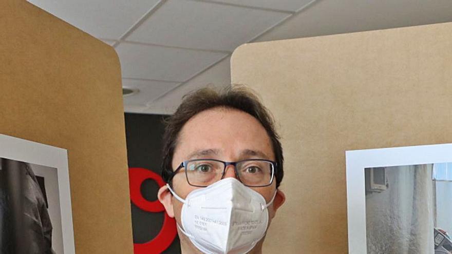 Arturo Molla Baza: «Para ver el alcance de la pandemia no hay más que recordar la cantidad de fallecidos»