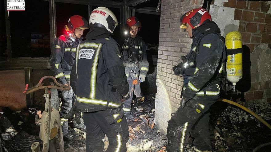 El aire acondicionado causó del incendio mortal de Benicàssim