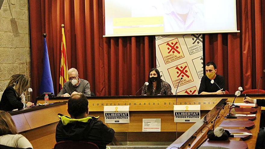 Esquerra deixa per al setembre la reestructuració del govern del Consell del Solsonès