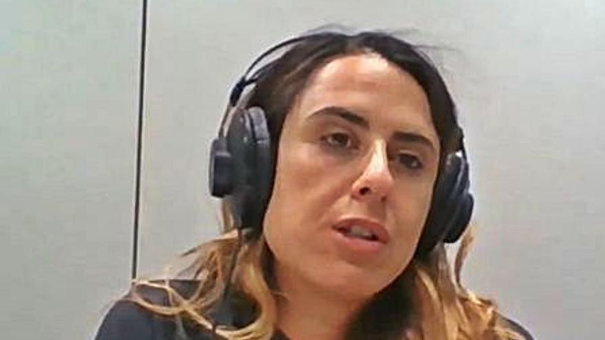 La periodista Patrícia Plaja, fins ara cap de comunicació de Mossos, portaveu del Govern