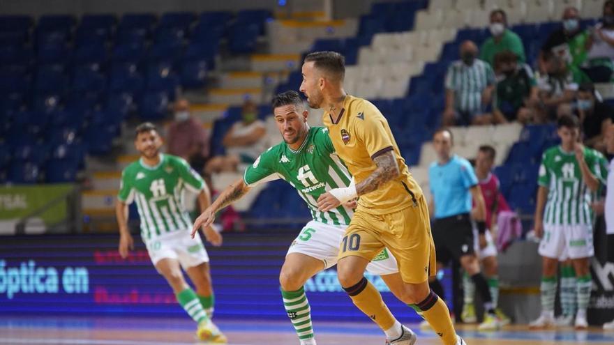 Nueva final para el Levante UD FS
