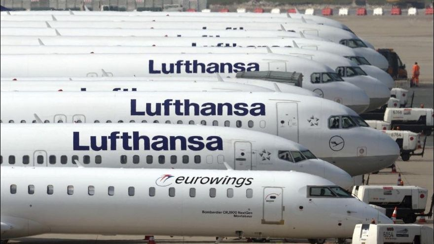 Lufthansa volará a Mallorca a partir del 1 de  junio