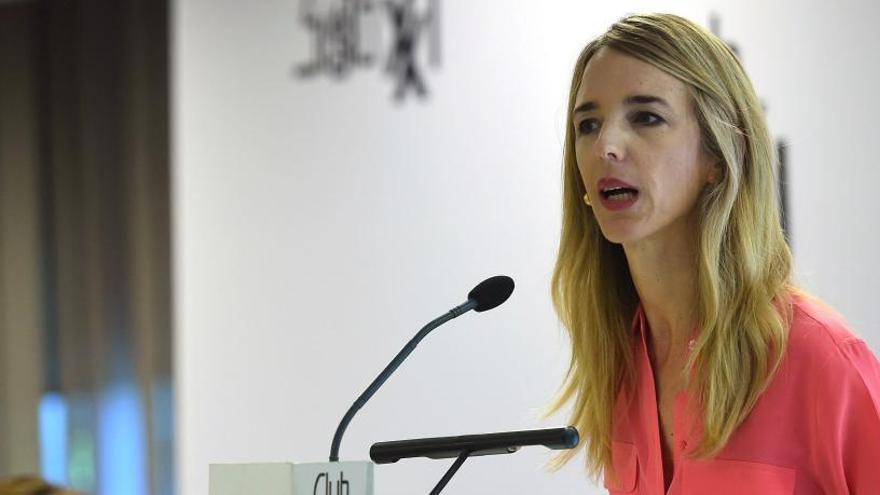 """Álvarez de Toledo critica que """"se ha construido una ficción sobre la obra de Rubalcaba"""""""