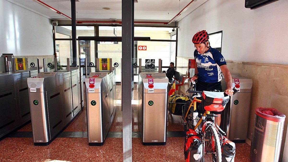 Adif automatiza el tramo  Buñol-Utiel de la línea de Cercanías por 5 millones
