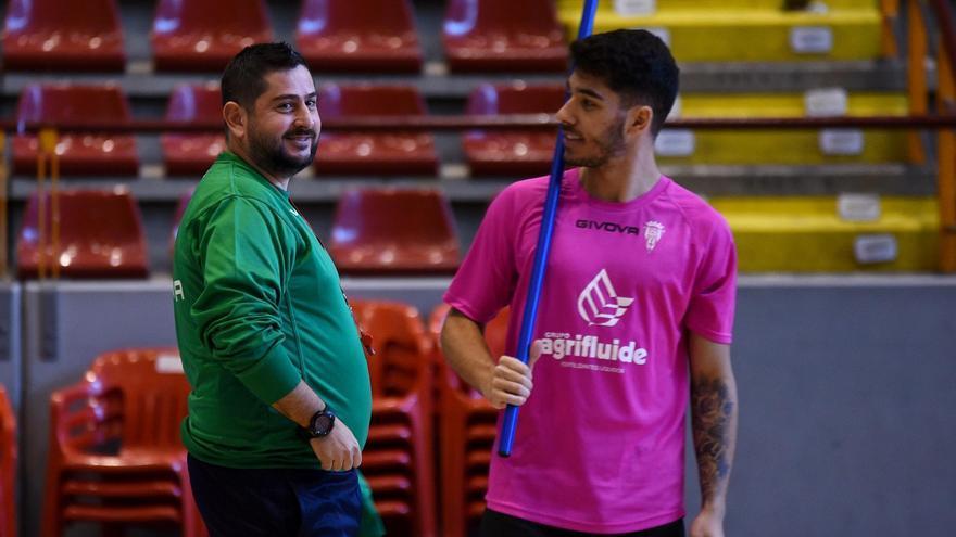 El Córdoba Futsal, con todos y a por todas: recta final hacia la Liga