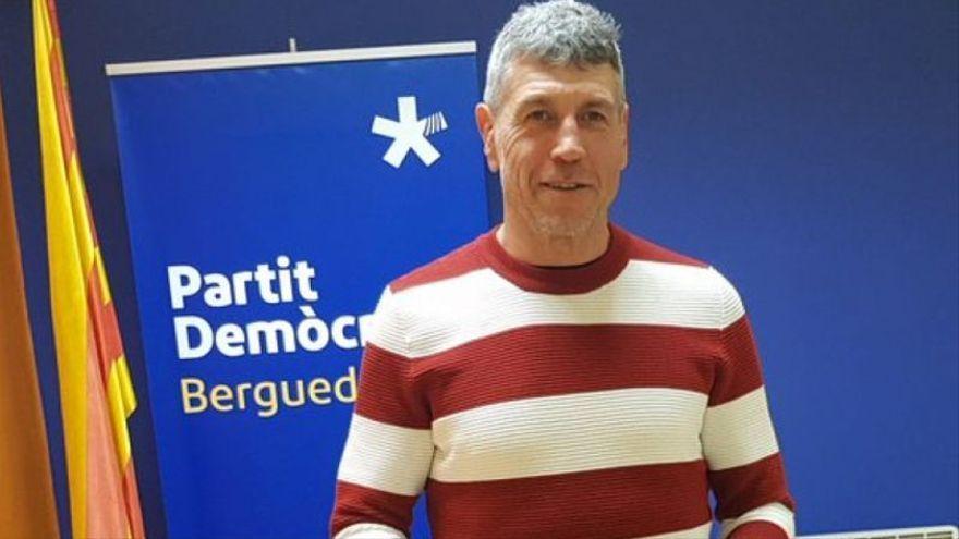 """L'alcalde de Guixers, del PDeCAT, crítica la """"gran mentida"""" del referèndum i diu que no farà """"la gara-gara"""" a Puigdemont"""