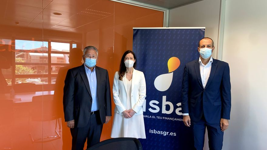 ISBA SGR y BBVA renuevan su convenio de colaboración