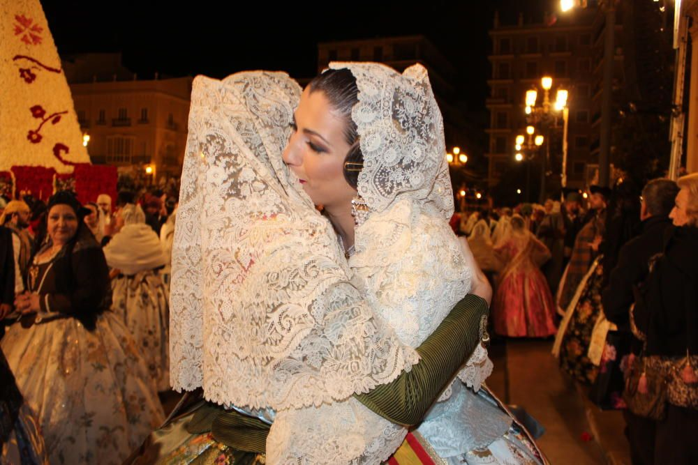 Dos amigas personales: Carmen y  Estefanía