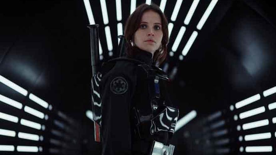 Las primeras reacciones a 'Star Wars: Rogue One', todo halagos