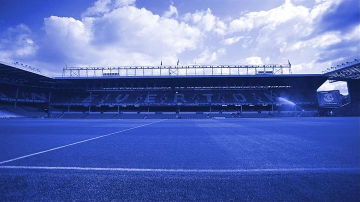 Estadio del Everton.