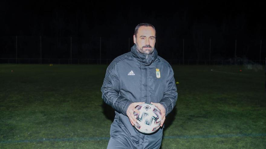"""Cordero, nuevo director deportivo del Oviedo Femenino: """"No es necesario fichar, tenemos los recursos suficientes en el filial"""""""